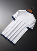 topman topgoldman boss luxury elegant t-shirts for men-WHITE HD-X19017-M