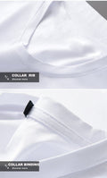 topman topgoldman boss luxury elegant t-shirts for men-WHITE-XXL