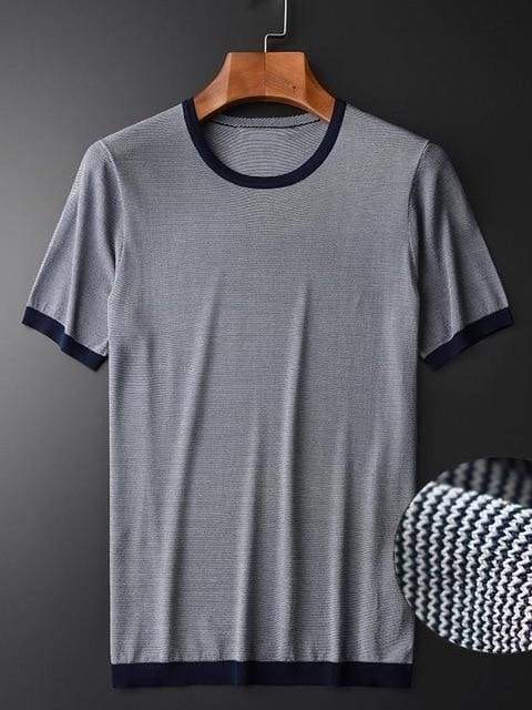 topman topgoldman boss luxury elegant t-shirts for men-HD-X19016-XXL