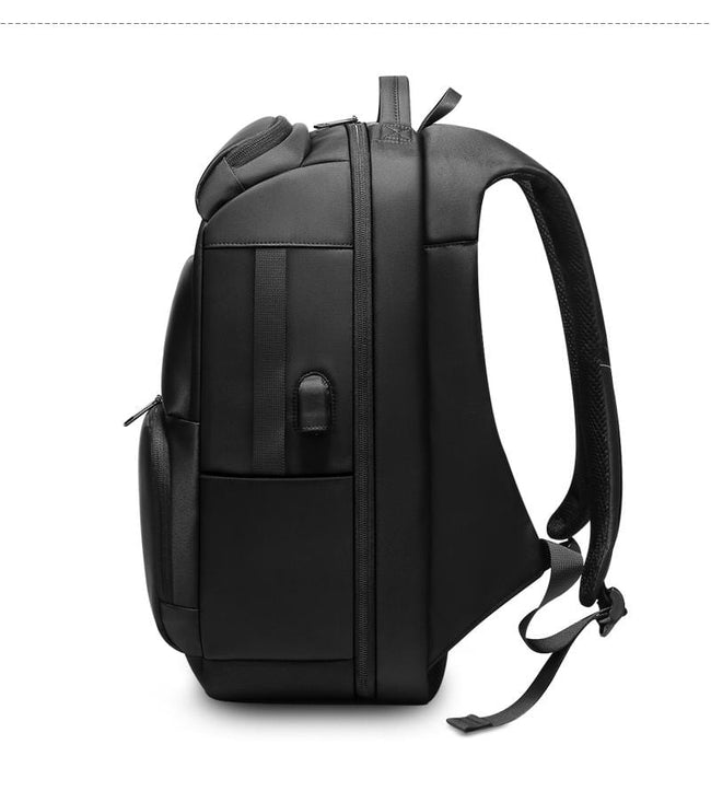 topman topgoldman boss genuine leather bag backpack for men-