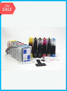 Non-oem ink supply system fo hp72 Designjet T1120ps T1200 T1300 t2300 CISS