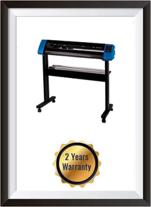 "25"" Vinyl Cutter with Stand with Cutter Software - New + 2 YEARS WARRANTY"
