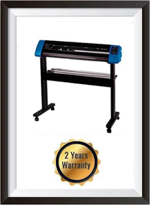 "50"" Vinyl Cutter with Stand with Cutter Software - New + 2 YEARS WARRANTY"