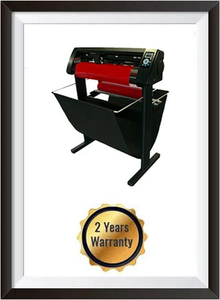 "53"" 3 ARMS Contour Cut Vinyl Cutter w/ VinylMaster Cut Software + 2 YEARS WARRANTY"