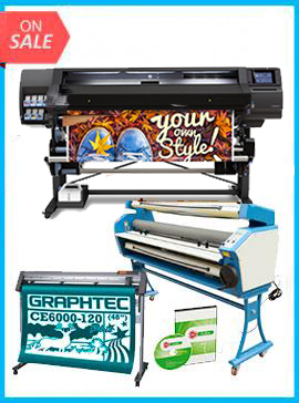 COMPLETE SOLUTION - Plotter HP Latex 560 64