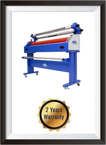 63in Wide Format Cold Laminator and Mounting Machine + 2 YEARS WARRANTY
