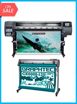 BUNDLE - Plotter HP Latex 365 64