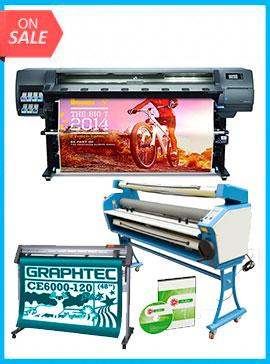 COMPLETE SOLUTION - Plotter HP Latex 330 64