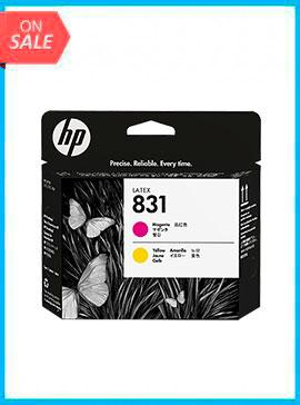 HP 831 Yellow/Magenta Latex Printhead (CZ678A)