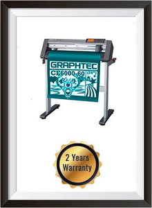 "Graphtec CE6000 24"" Plus Cutter - Refurbished + 2 YEARS WARRANTY"
