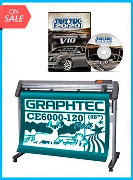 BUNDLE - Graphtec CE6000-120 48