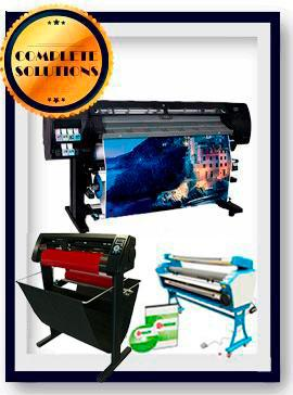 COMPLETE SOLUTION - Plotter HP L26500 61