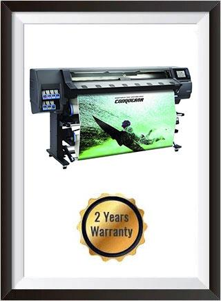 HP Latex 365 Printer (V7L47A) - Recertified + 2 Years Warranty