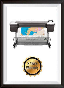 "Designjet T1700 44"" Wide Format Inkjet Printer - Recertified + 2 Years Warranty"