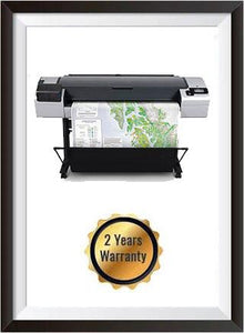 HP DesignJet T795 44-in - Recertified + 2 Years Warranty