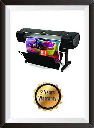 HP DesignJet Z5200 44-in Photo Printer - Recertified + 2 Years Warranty