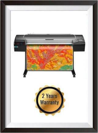 HP DesignJet Z5600 44-in PostScript Printer - Recertified + 2 YEARS WARRANTY