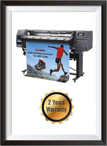 HP Latex 115 - Refurbished + 2 Years Warranty