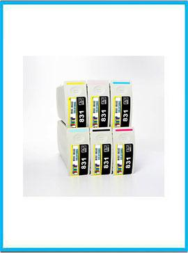 INK 831 Latex 775ml Cartridge COMPATIBLE INKS