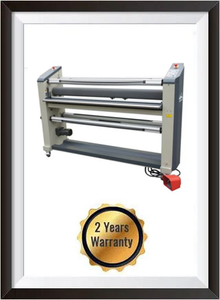 Precision Engineered 63in Wide Format Hot Thermal Laminator + 2 YEARS WARRANTY