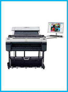 COLORTRAC Flex/SC36C MFP PRO scanner and Repro Stand