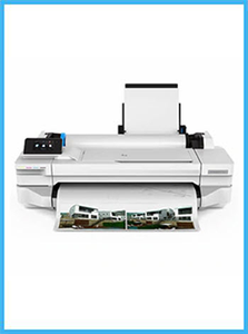 HP DesignJet T125 24 Inch Printer