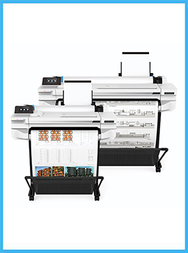 HP DesignJet T500 Printer 24