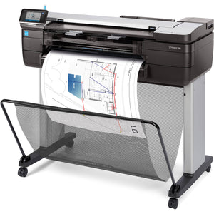 "HP Designjet T830 36"" Multifunction Printer Refurbished + 1 YEAR WARRANTY"