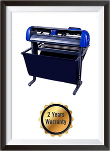 "TITAN-3 (ARMS) Vinyl Cutter 28"" w/ VinylMaster Cut Software - New + 2 YEARS WARRANTY"