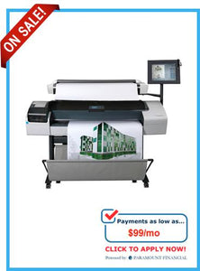 "HP Designjet T1200 HD MFP 44"" - Refurbished - (1 Year Warranty)"
