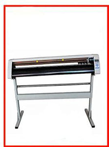 "60"" Vinyl Sign Sticker Cutter Plotter with Contour Cut Function"