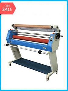 "GFP 255C, 55"" Cold Laminator (Stand & Foot Switch Included)"