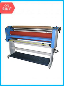 "GFP 355TH, 55"" Top Heat Laminator (Stand, Foot Switch & Rewind Included)"
