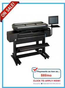 "HP Designjet 815 MFP 42"" (scanning and copying) Recertified - (90 Days Warranty)"