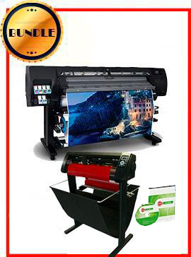 BUNDLE - Plotter HP L26500 61
