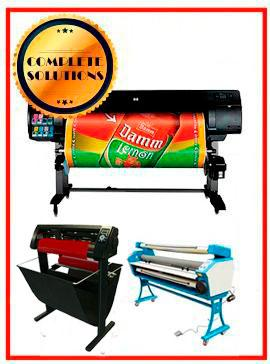 COMPLETE SOLUTION - Plotter HP Designjet Z6100 60