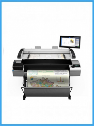 HP Designjet T1300 PS Mfp 44
