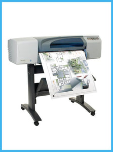 "HP DesignJet 500 24"" - C7799B - Refurbished- (1 Year Warranty)"