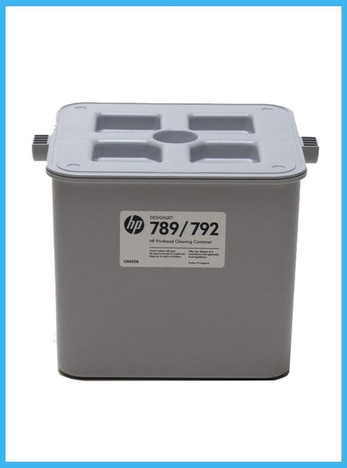 HP 789/792 Printhead Cleaning Container for Designjet L26100, L26500, L28500 - CH622A