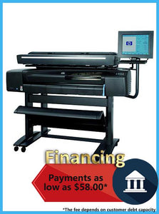 "HP Designjet 820 MFP 42"" (scanning and copying)"