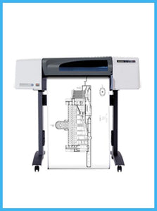 "HP DesignJet 500PS 24"" - C7769C - Recertified - (90 Days Warranty)"