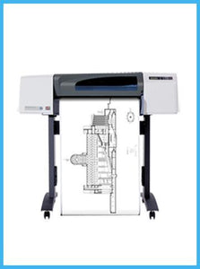 "HP DesignJet 500PS 24"" - C7769C - Refurbished - (1 Year Warranty)"