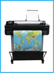 HP Designjet T520 24-in ePrinter - Refurbished - (1Year Warranty)