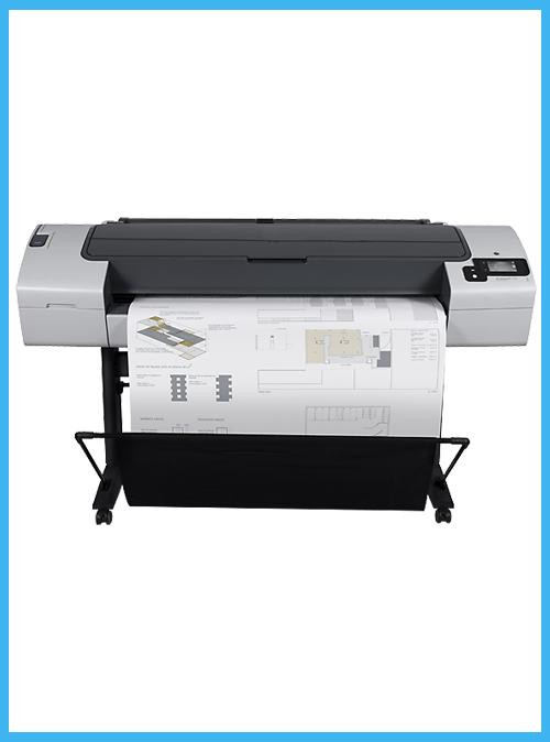 "HP DesignJet T790 44"" - Refurbished - (1 Year Warranty)"