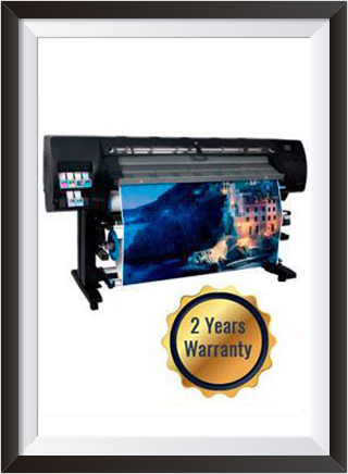 HP Designjet L26500 (Latex 260) 61in - Recertified 2 YEAR WARRANTY