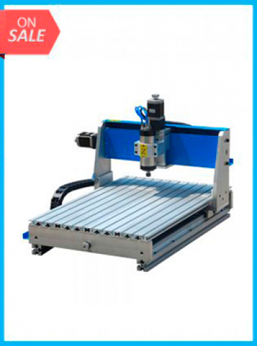 New Professional 4060 Desktop CNC Router Drilling Milling Machine