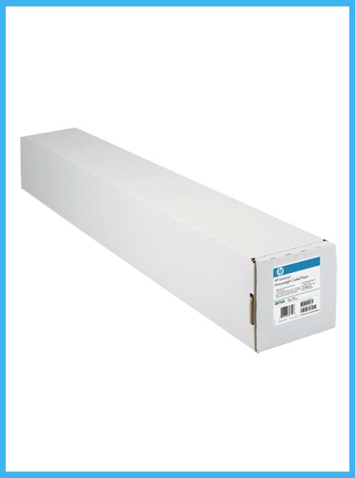 Q1413A 36 in. x 100 ft. HP Universal Heavyweight Coated Paper 32 lb