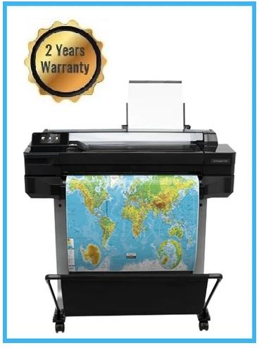 HP Designjet T520 24in ePrinter Recertified - 2 Year Warranty