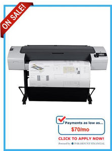 "HP Designjet T770 44"" Hard Disk Version - CQ306A - Recertified - (90 Days Warranty)"