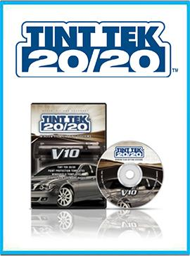 TINT TEK 20/20 WINDOW FILM CUTTING SOFTWARE V10 1 YEAR SUBSCRIPTION